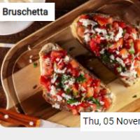 Bruschetta Jigsaw