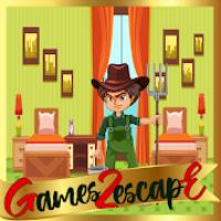 G2E Gardener Escape HTML5