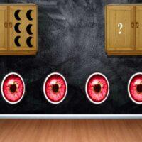 G2M Eyes House Escape