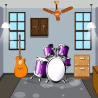 G2M Musician House Escape