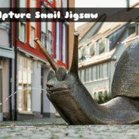 G2M Sculpture Snail Jigsa…