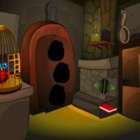 G2L Tiny Red Owl Escape