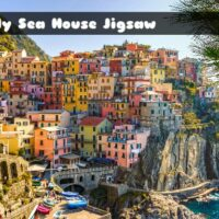 G2M Italy Sea House Jigsa…