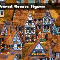 G2M Timbered Houses Jigsa…