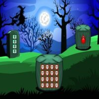 G2M Halloween Forest Esca…