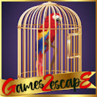 G2E Scarlet Macew Parrot …