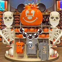 Wow Halloween Mall 21 HTML5