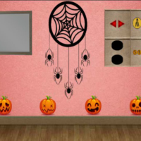 8B Halloween Escape