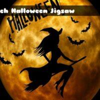G2M Witch Halloween Jigsaw