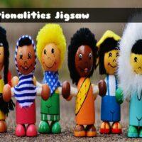 G2M Nationalities Jigsaw
