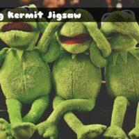 G2M Frog Kermit Jigsaw