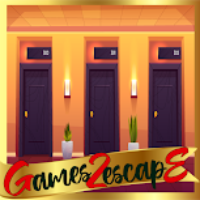 G2E 3 Door Escape 2 HTML5
