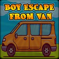 G2J Boy Escape From Van