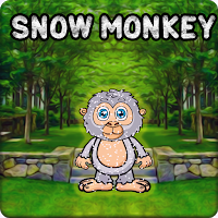 G2J Snow Monkey Escape Fr…