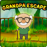 G2J Bald Grandpa Escape