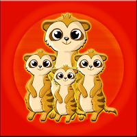 G2J Meerkat Family Escape