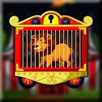 G2J Circus Lion Escape Fr…