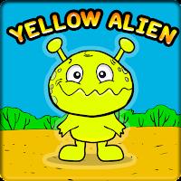 G2J Yellow Alien Escape