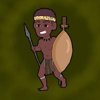 G2J Fierce Zulu Warrior …
