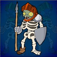 G2J Zombie Warrior Escape