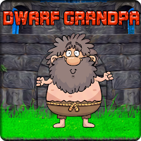 G2J Dwarf Grandpa Escape