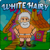 G2J White Hairy Man Escap…
