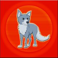 G2J Cute Coyote Rescue