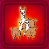 G2J Llama Family Escape