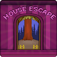 G2J Pink Wooden House Esc…