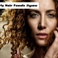 Curly Hair Jigsaw
