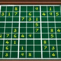 8B Weekend Sudoku 01
