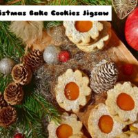 Christmas Bake Cookies