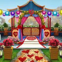MARY KNOTS GARDEN WEDDING…
