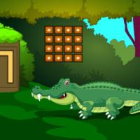 G2M Crocodile Land Escape