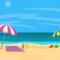 G2L Beach Escape