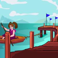 G2M Boat Girl Escape