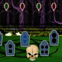 G2M Dark Cemetery Escape