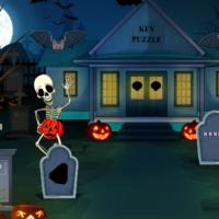 G2M Cemetery Halloween