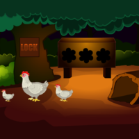 G2M Fowl Land Escape
