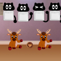 8b Deer Escape