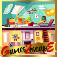 G2E Attic House Escape 2
