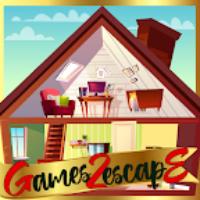 G2E Attic House Escape 4 …