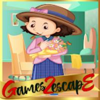 G2E Aunt Escape HTML5