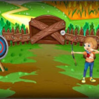 Amgel Archery Home Escape…