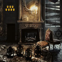 G2R-Big-Boy Escape From Haunted House HTML5