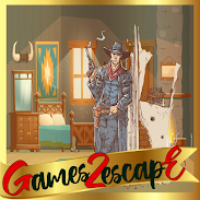 G2E CowBoy Escape HTML5