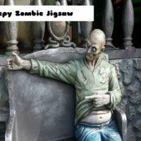 G2M Creepy Zombie Jigsaw