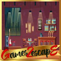 G2E Cafe Escape HTML5