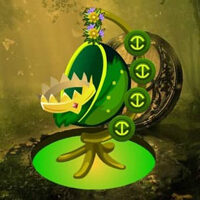 G2R-Dazzling Forest Escape HTML5