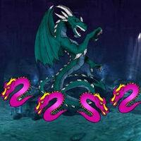 Wow-Deadly Dragon Cave Escape HTML5